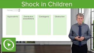 Shock in Children – Pediatrics | Lecturio