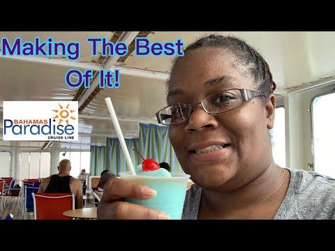 Missing Our Port Stop Because Of Hurricane Dorian ~ Bahamas Paradise Cruise Grand Celebration