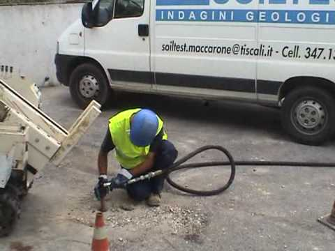 ORC Injection for Bioremediation  Soiltest Italia