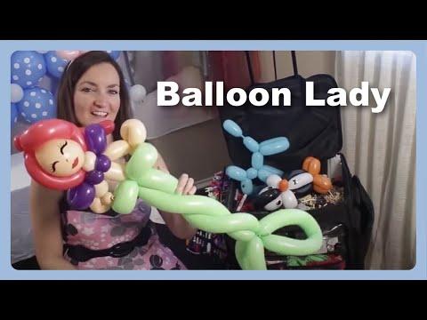 Balloon Artist Turns Passion Into Profession