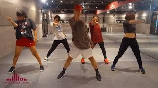 """avecoo"" LESSON (mon) 20:00-21:30 【million DANCE STUDIO TOKYO】⏩ht..."
