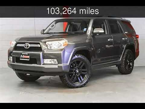 2011 Toyota 4runner Limited Used Cars Walnut Creek Ca 2018 06 01