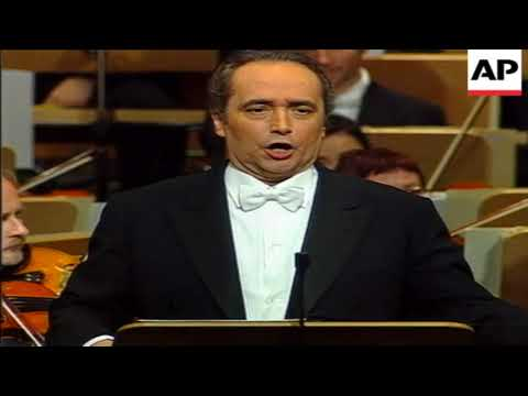The 3 Tenors In Madrid 1998 (Highlight)