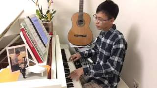 Trả lại em yêu piano cover Khang Mai