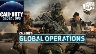 Call of Duty: Global Operations - Gameplay Walkthrough Part 1 (iOS Android)