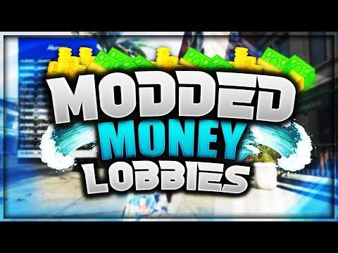 [GERMAN] GTA5 MONEY LOBBY LIVESTREAM!