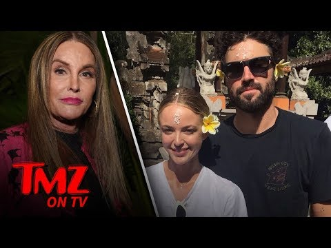Brody Jenner Deeply Hurt that Caitlyn Won't Attend His Wedding  TMZ TV