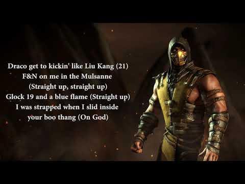 21 Savage - Immortal (Lyrics) Mortal Kombat 11