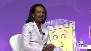 Condoleezza Rice: 2017 National Book Festival