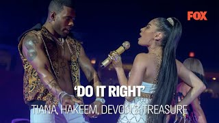 EMPIRE   Do it Right ft. Tiana, Hakeem, Devon & Treasure SE06xEP01   FOX