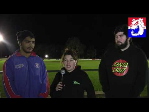 Sale City FNC hosts Indigenous Round - 9 July 2016