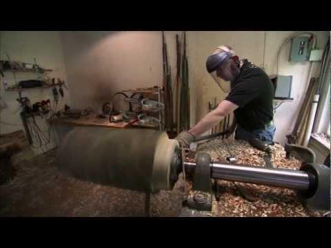 Matt Moulthrop talks about choosing his profession as a woodturner