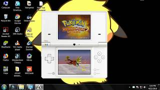 PLAY ANY POKEMON GAMES ON YOUR PC,32 AND 64 BIT CITRA