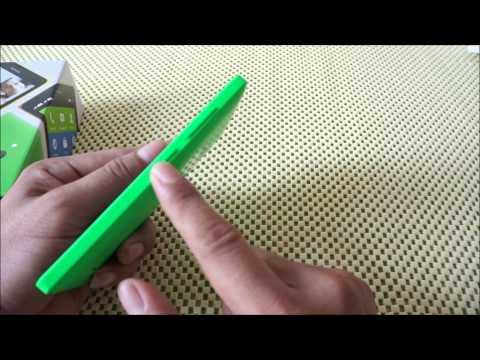 Review Nokia XL   Unbox  รีวิวแกะกล่อง โนเกีย เอ็กซ์แอล