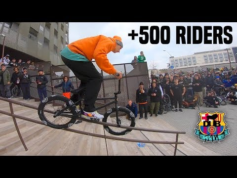 DUB BMX STREET JAM BARCELONA 2020 – QUEDADA HISTÓRICA |  Mp3 Download