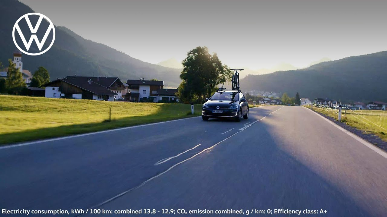 The e-Golf – Follow your passion I Volkswagen
