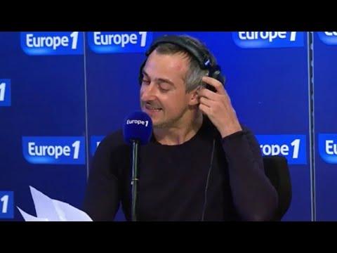 """Sébastien Thoen : """"J'adorerais présenter le journal du Besnehard, sur Europe 1"""""""