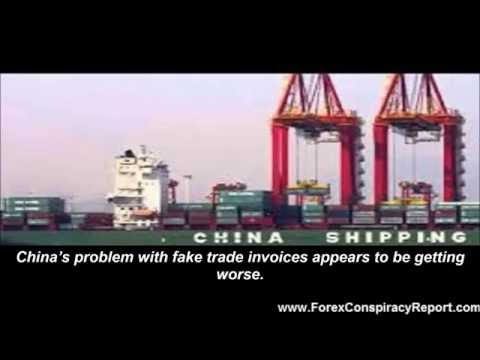 Chinese Fake Imports in Order to Export Money