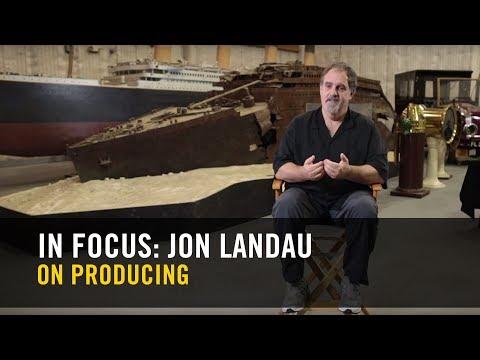 IN FOCUS: Avatar Producer JON LANDAU - 'Production and creativity go hand in hand' #1