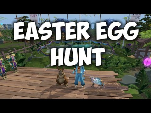 Runescape 3 2019 Easter Eggs Locations Spoiler If You Want To