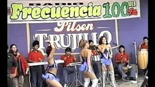 Agua Bella - Sentimiento Y Rockola Mix 1  Trujillo 2001