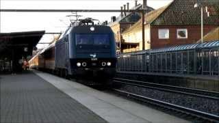 DSB EA3020 og ICE-TD 006