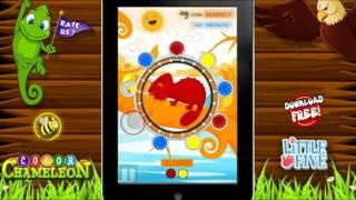Color Chameleon game