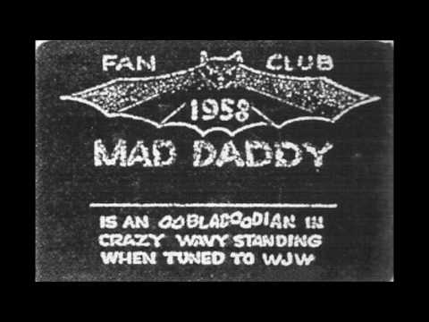 """Pete """"Mad Daddy"""" Myers - WJW Cleveland February 26, 1958 Part 1"""
