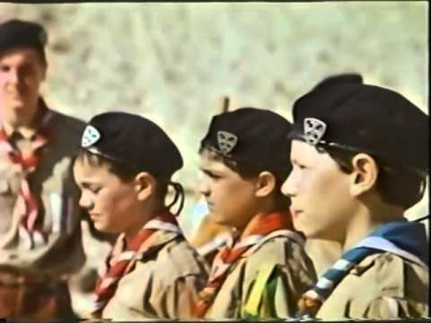 SCOUT TOUJOURS 1985 French BOY SCOUT COMEDY