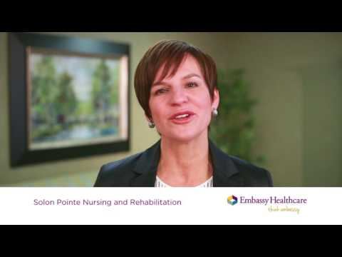 Solon Pointe Skilled Nursing Home | Embassy Healthcare