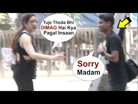 Sara Ali Khan Gets ANGRY & SHOUTS At Photographer For Taking Photo Without Permission