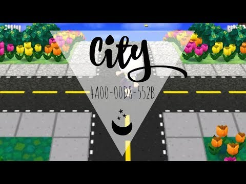 AC:NL Dream Town Tour: City