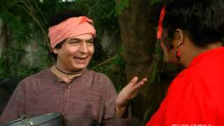 Asrani Best Comedy Scenes - Milkman Asrani Milks Water From His Buffalo - Karz Chukana Hai