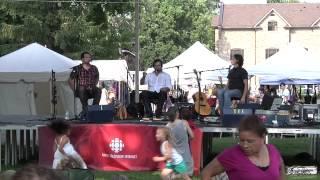 De Temps Antan: TD Sunfest 2011