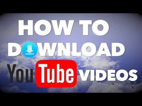 HOW TO DOWNLOAD YOUTUBE VIDEOS WITHOUT USING ANY PROGRAM [2017]