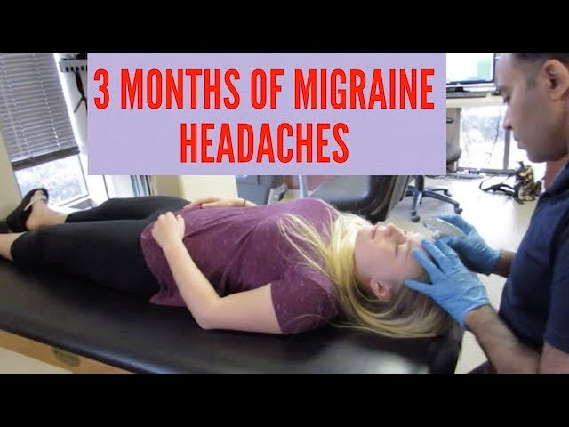 Chronic Migraines Relieved in Moments! (THIS WORKS!!)