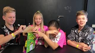 BOYS VS GIRLS CHALLENGE
