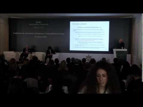 """Jean-Francois Bellis on """"Settlements in EC Competition Law"""" (comments by Gönenç Gürkaynak)"""