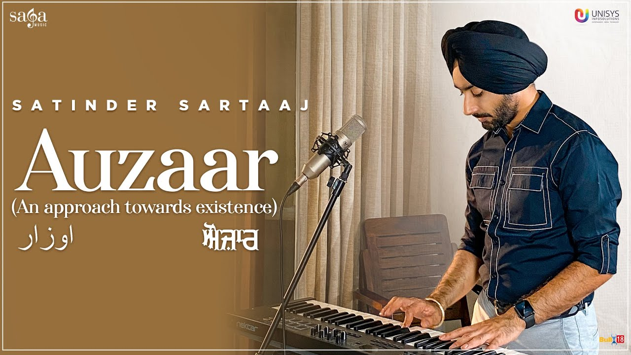 Auzaar - Satinder Sartaaj | Official Video | New Punjabi Songs 2020 | Saga Music - YouTube
