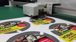 видео Изготовление рекламных воблеров