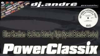 Oliver Cheatham - Get Down Saturday Night (Special Extended Version)