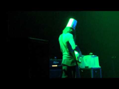 Buckethead Majestic Theater Detroit 7282011