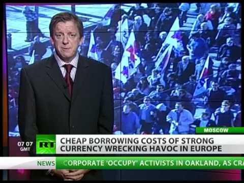 Debt Diets & Riots: Euro Lose/Lose?