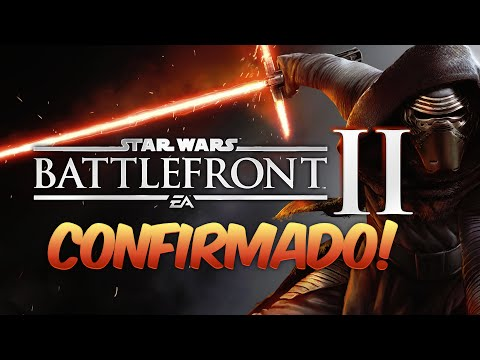 """BATTLEFRONT 2"" CONFIRMADO COM NOVA TRILOGIA! | Star Wars Battlefront"
