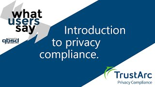 Introduction to Privacy Compliance