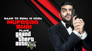 Mufasaa Bhai In ACTION  | GTA V | EXO Life RP Server