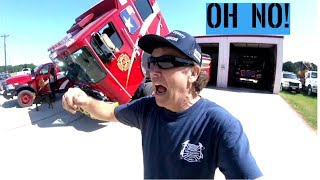DID I BREAK THE FIRE ENGINE?