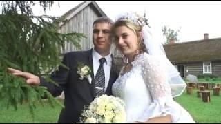Наша свадьба. 10 лет промчались незаметно :)