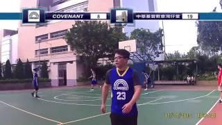 20161113 COVENANT 對中華基督教會灣仔堂