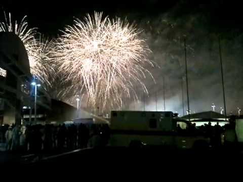 PAN Arab Games - Opening Ceremony